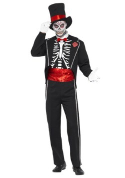 Mens Day of the Dead Costume