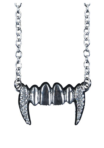 Vampire Fang Necklace