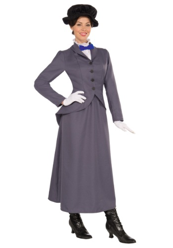 Click Here to buy English Nanny Costume from HalloweenCostumes, CDN Funds & Shipping