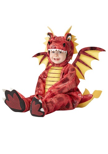 Click Here to buy Adorable Dragon Baby Costume from HalloweenCostumes, CDN Funds & Shipping