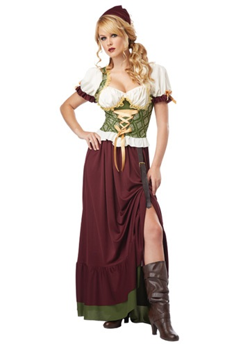 Click Here to buy Renaissance Wench Costume from HalloweenCostumes, CDN Funds & Shipping