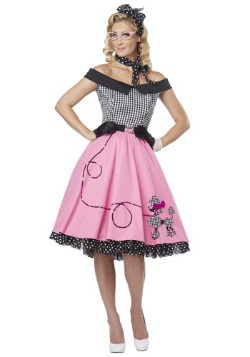 Nifty 50's Costume