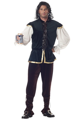 Click Here to buy Tavern Man Costume from HalloweenCostumes, CDN Funds & Shipping