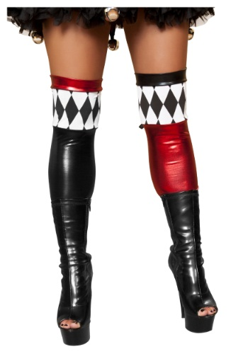 Click Here to buy Joker Stockings from HalloweenCostumes, CDN Funds & Shipping