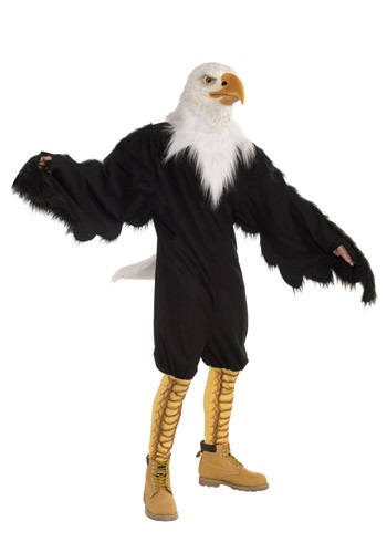 Eagle Costume and Mask