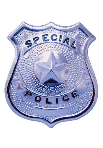 Authentic Cop Badge