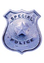 Authentic Cop Badge