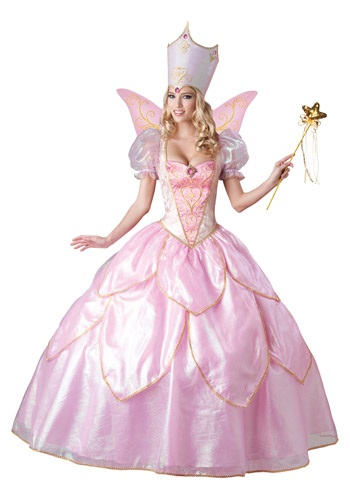 Click Here to buy Fairy Godmother Costume from HalloweenCostumes, CDN Funds & Shipping