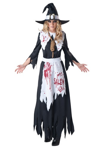 Click Here to buy Salem Witch Costume from HalloweenCostumes, CDN Funds & Shipping