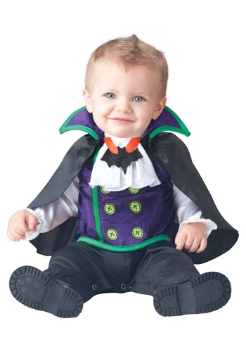 Click Here to buy Count Cutie Costume from HalloweenCostumes, CDN Funds & Shipping