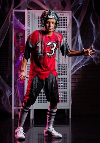 Kids Dead Zone Zombie Costume1