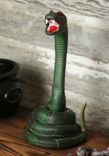 Striking Snake