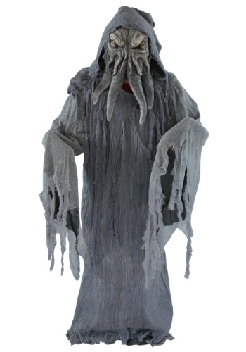 Click Here to buy Adult Grey Monster Costume from HalloweenCostumes, CDN Funds & Shipping
