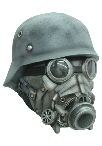 Click Here to buy Chemical Warfare Mask from HalloweenCostumes, CDN Funds & Shipping
