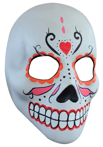 Click Here to buy Day of the Dead Catrina Deluxe Mask from HalloweenCostumes, CDN Funds & Shipping