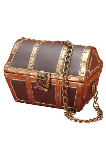 Pirate Chest Purse