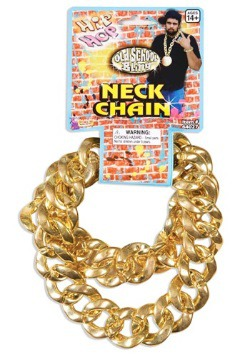 Big Link Gold Chain Necklace