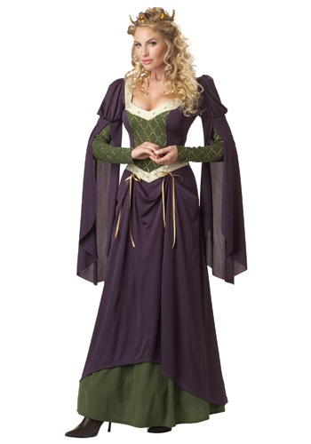 Click Here to buy Lady in Waiting Costume from HalloweenCostumes, CDN Funds & Shipping