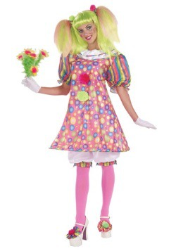 Tickles the Clown Costume