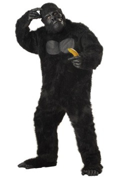 Plus Realistic Gorilla Suit