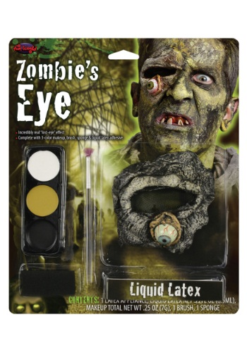 Zombies Eye Latex Makeup Kit