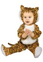 Toddler Cuddly Tiger Costume seated