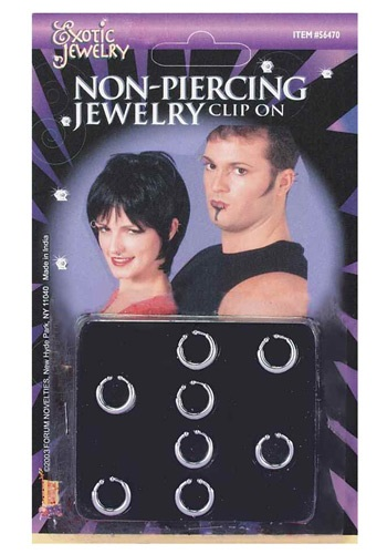 Non Piercing Body Jewelry