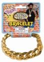 Gold Chain Link Bracelet