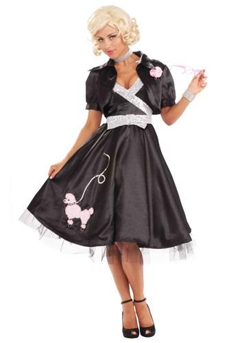 50s Poodle Diva Costume
