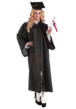 Adult Black Graduation Robe