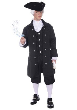 Adult Founding Father Costume