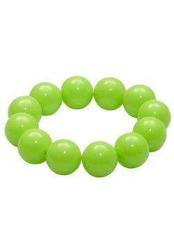 80's Green Gumball Bracelet