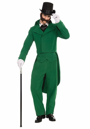 Click Here to buy Caroling Gentleman Costume from HalloweenCostumes, CDN Funds