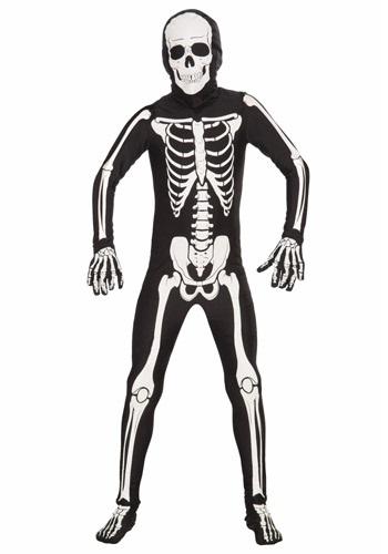 Kids Bone Skin Suit