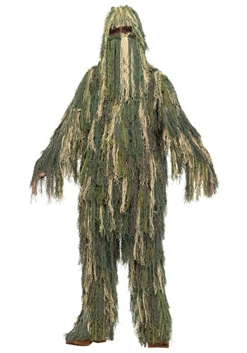 Ghillie Costume Suit for Kids
