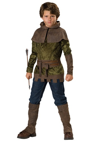 Click Here to buy Robin Hood Costume from HalloweenCostumes, CDN Funds & Shipping