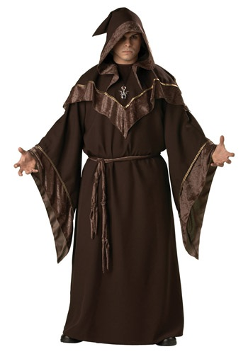 Click Here to buy Plus Size Mystic Sorcerer Costume | Wizard Costumes from HalloweenCostumes, CDN Funds & Shipping