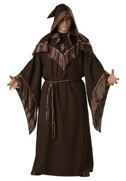 Plus Size Mystic Sorcerer Costume