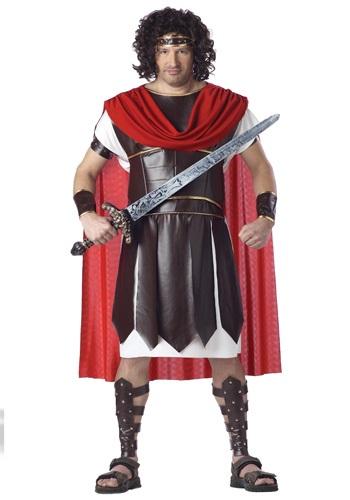 Plus Size Hercules Costume