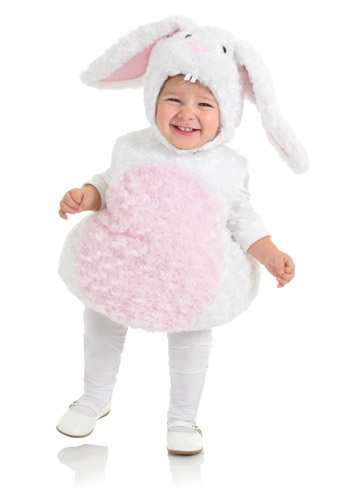Click Here to buy Toddler Rabbit Costume from HalloweenCostumes, CDN Funds & Shipping