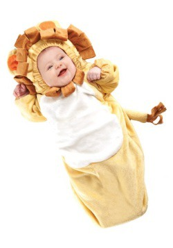 Infant Lion Bunting