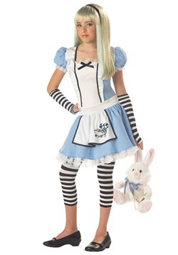 Tween Alice Costume