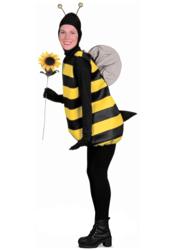 Click Here to buy Plus Size Bumble Bee Costume | Insect Costume | Animal Costume from HalloweenCostumes, CDN Funds & Shipping
