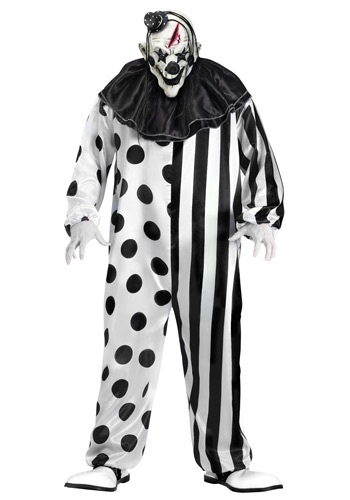 Click Here to buy Mens Killer Clown Costume from HalloweenCostumes, CDN Funds & Shipping