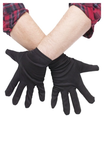 Click Here to buy Plus Size Black Gloves from HalloweenCostumes, CDN Funds & Shipping