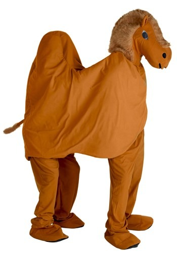 Click Here to buy Two Person Camel Costume from HalloweenCostumes, CDN Funds & Shipping