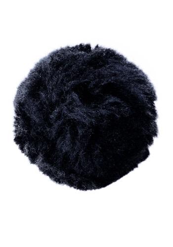 Black Bunny Tail
