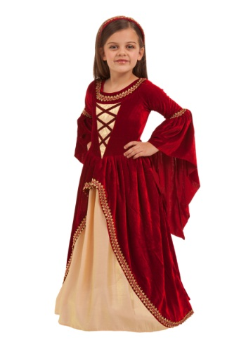 Click Here to buy Alessandra the Crimson Princess Costume from HalloweenCostumes, CDN Funds & Shipping