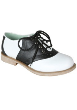 Kids Saddle Shoes