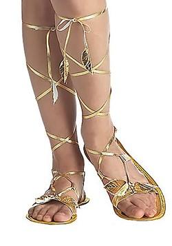 Adult Goddess Sandals